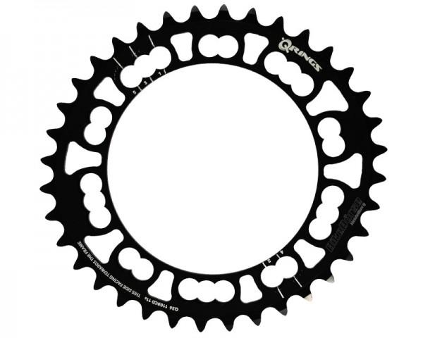 Rotor Q-Ring, Lochkreis 110 mm, 36Z, innen, schwarz