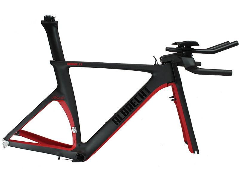 Albrecht Rahmen-Kit Arrow-TT, Triathlon | Rahmen | BikeBörse