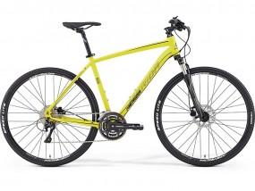 Merida Crossway 500 schwarz/gelb Modell 2016, 44cm