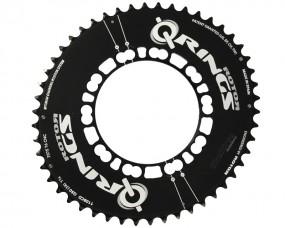 Rotor Q-Ring, Lochkreis 110 mm, Aero 50Z, außen, schwarz